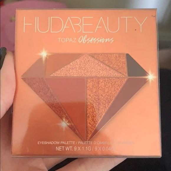 HUDA BEAUTY Other - Huda beauty Topaz Obsessions